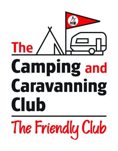 Camping & Caravanning logo